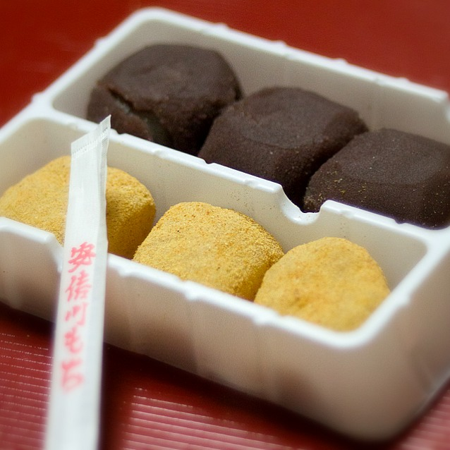 静岡県の名産品「安倍川餅」まとめ!おうちで作れるレシピつき♪の画像