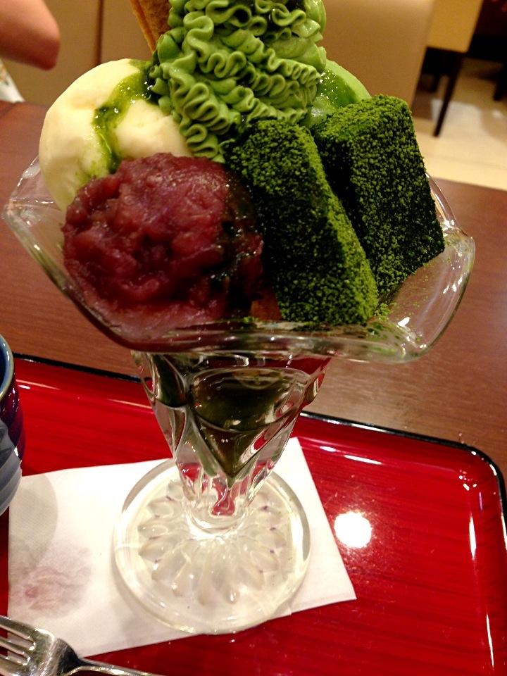 風雅な味わいに舌鼓♩大阪でこだわり「抹茶スイーツ」を楽しめる店10選!