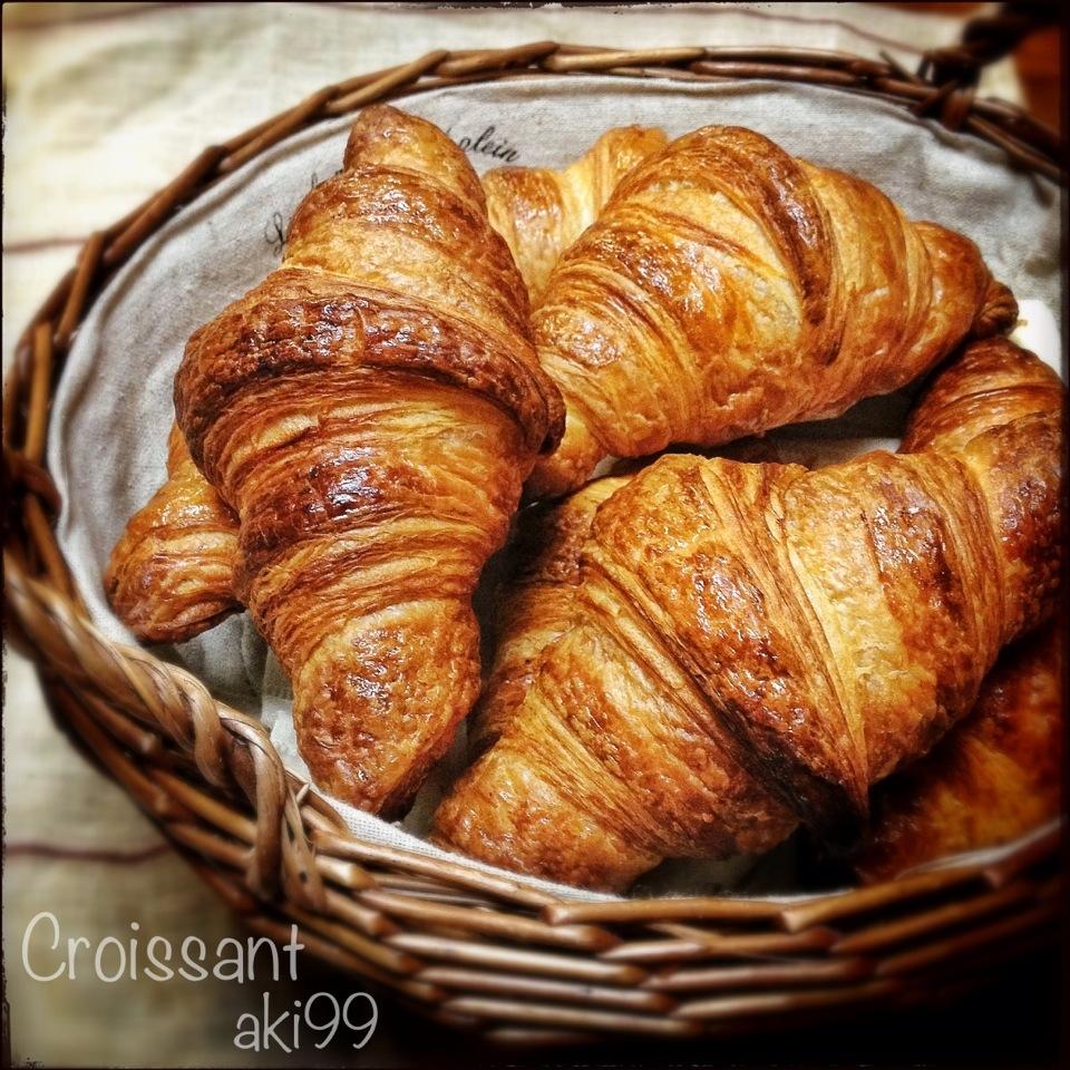 コストコのクロワッサンで作るアイデアレシピ5選!朝食やランチぴったり