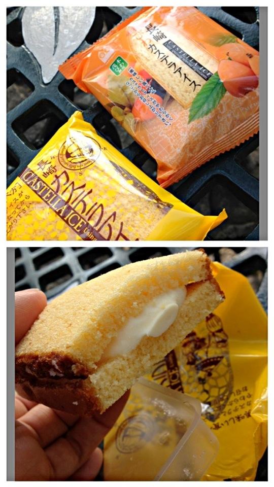 長崎に行ったらコレ!ニューヨーク堂のふんわり「カステラアイス」を食べてみての画像