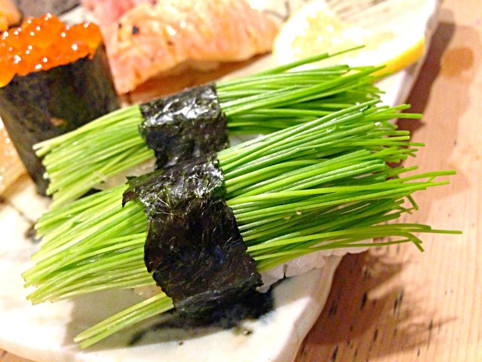芽 ネギ 寿司 寿司でにぎりにすると美味しい芽ネギの食べ方、味について