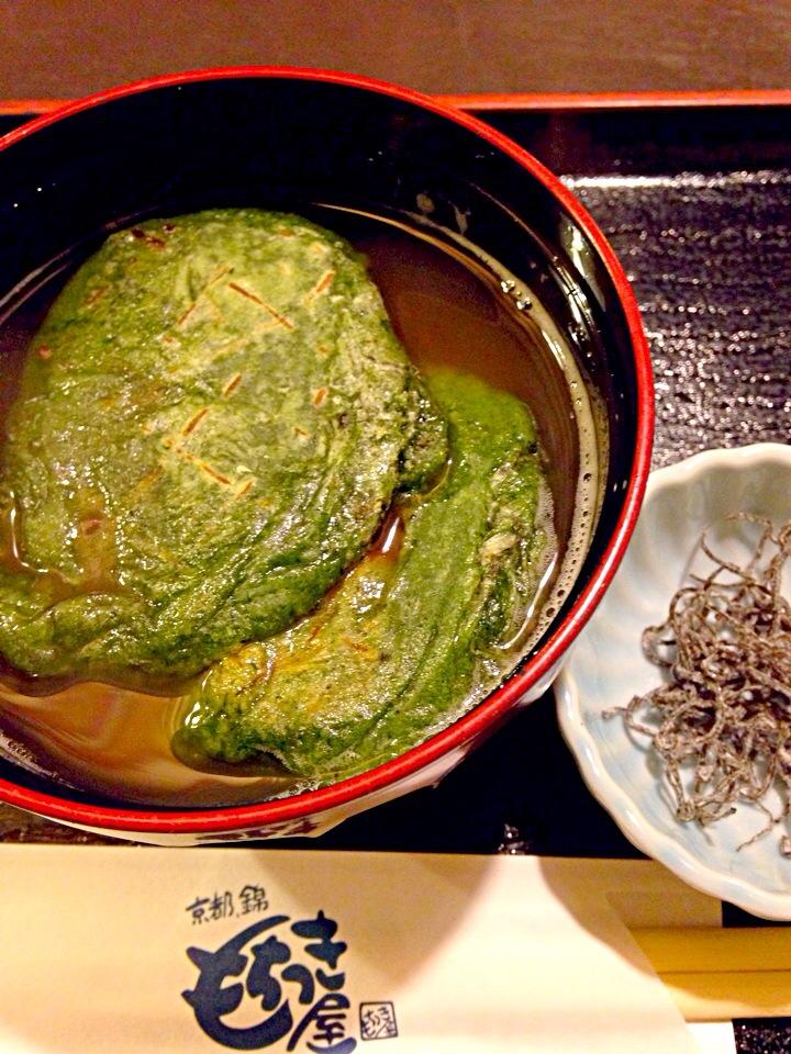 まるでお寿司みたい♩京都「錦もちつき屋」でつきたての変り種おもちを堪能♩