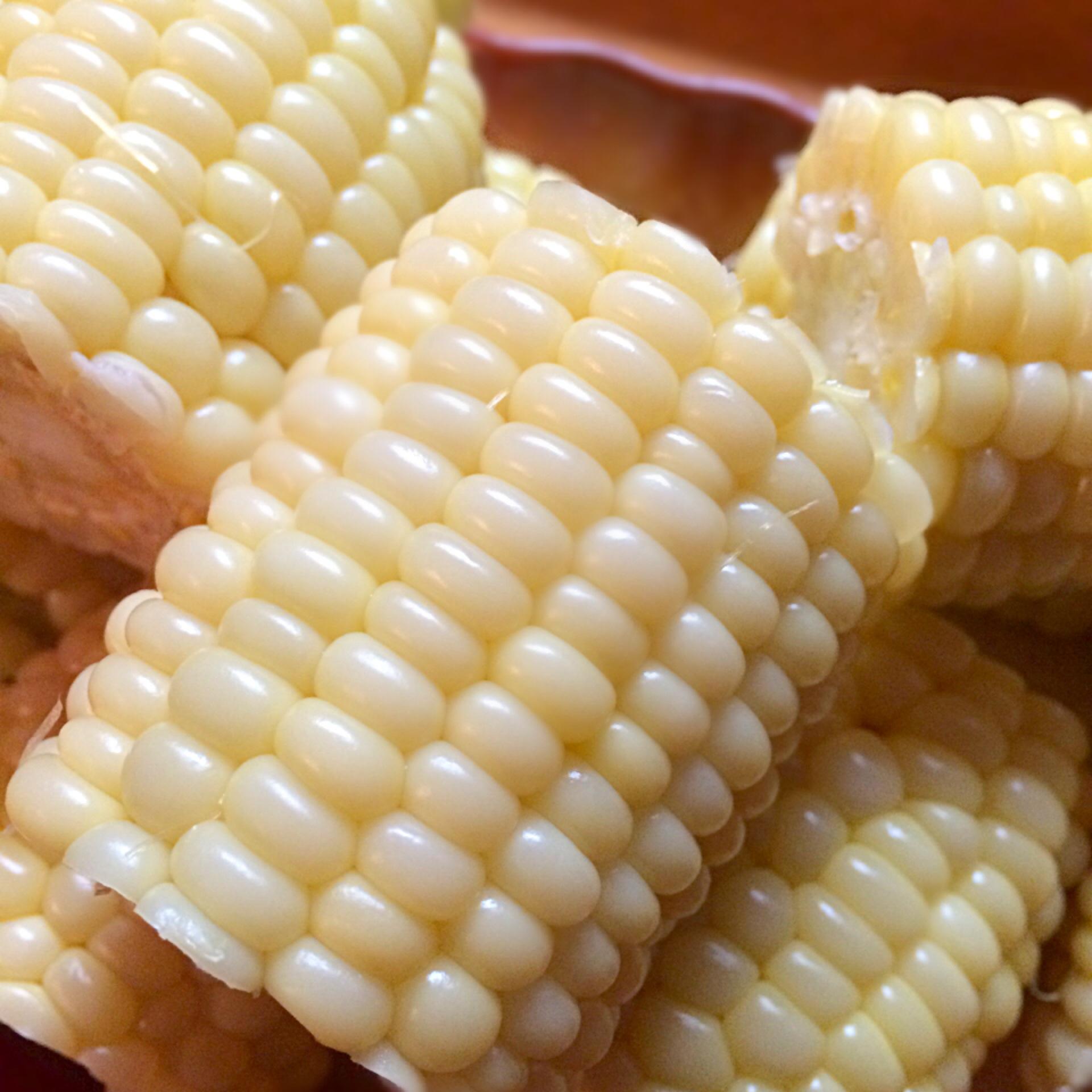 メロンよりも甘い!? 白いとうもろこし「ピュアホワイト」の味わいや食べ方の画像