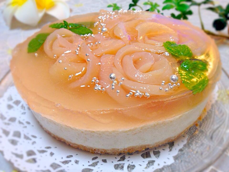 桃の甘さにきゅん。この夏作りたい桃のアレンジレシピ5選