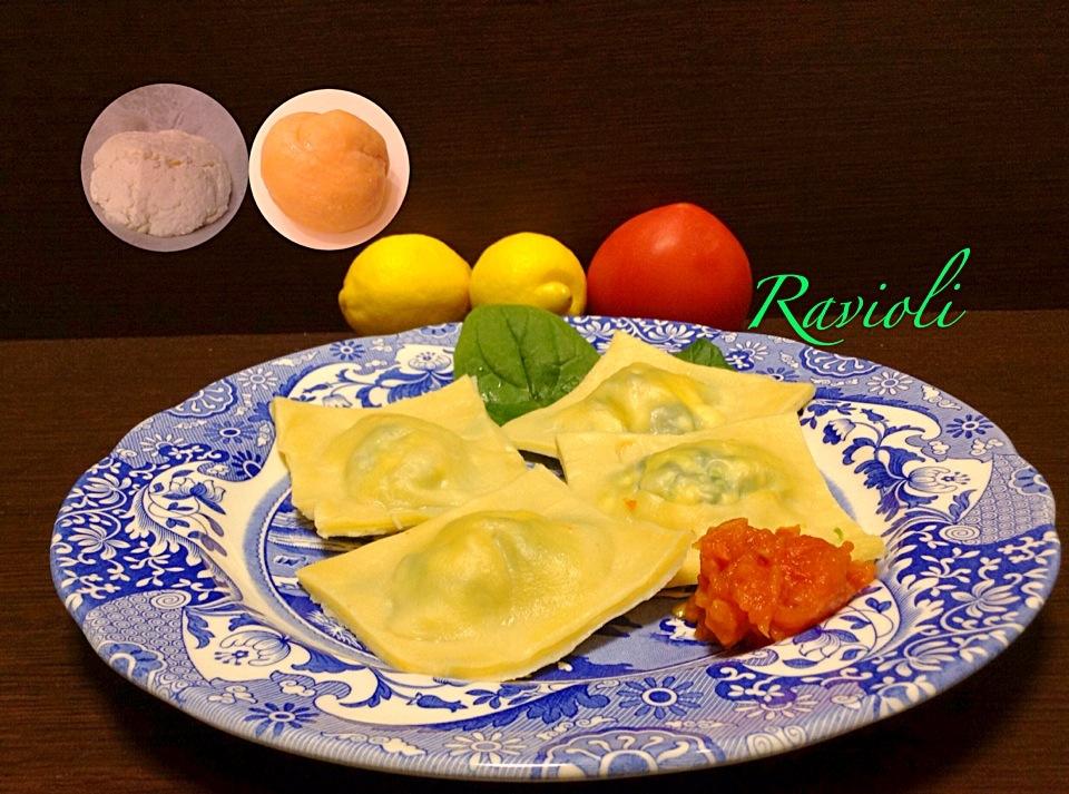 レシピ ラビオリ ラビオリとは?特徴や使い方と美味しいレシピ