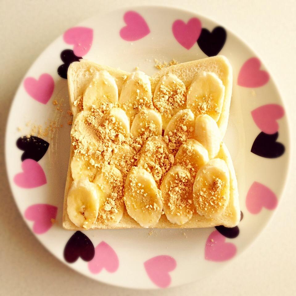 作り方無限!簡単おいしい「バナナトースト」のおすすめレシピ集