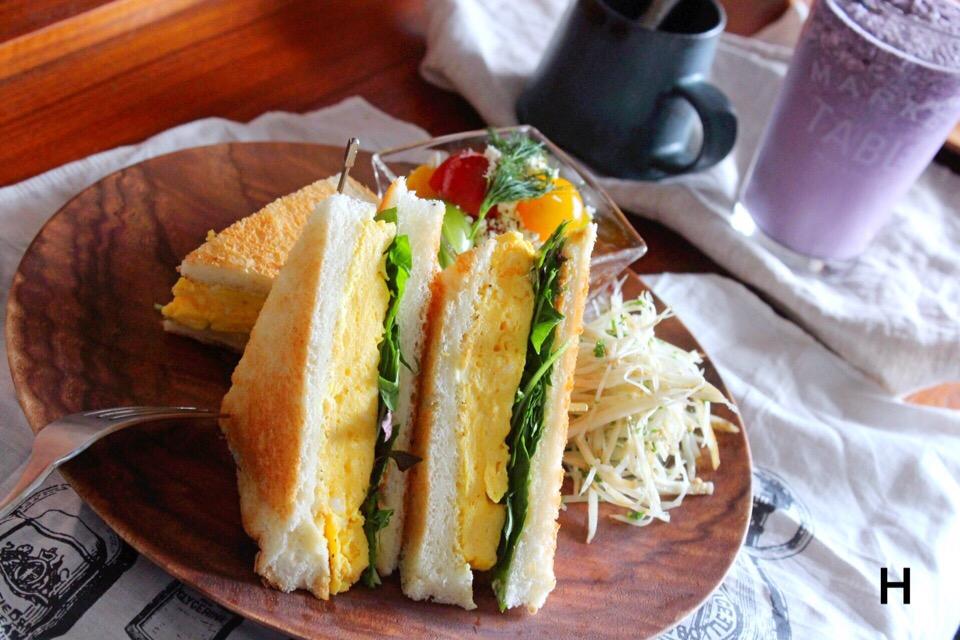 「卵焼きサンド」はサンドイッチの新定番!? レシピとお店をご紹介