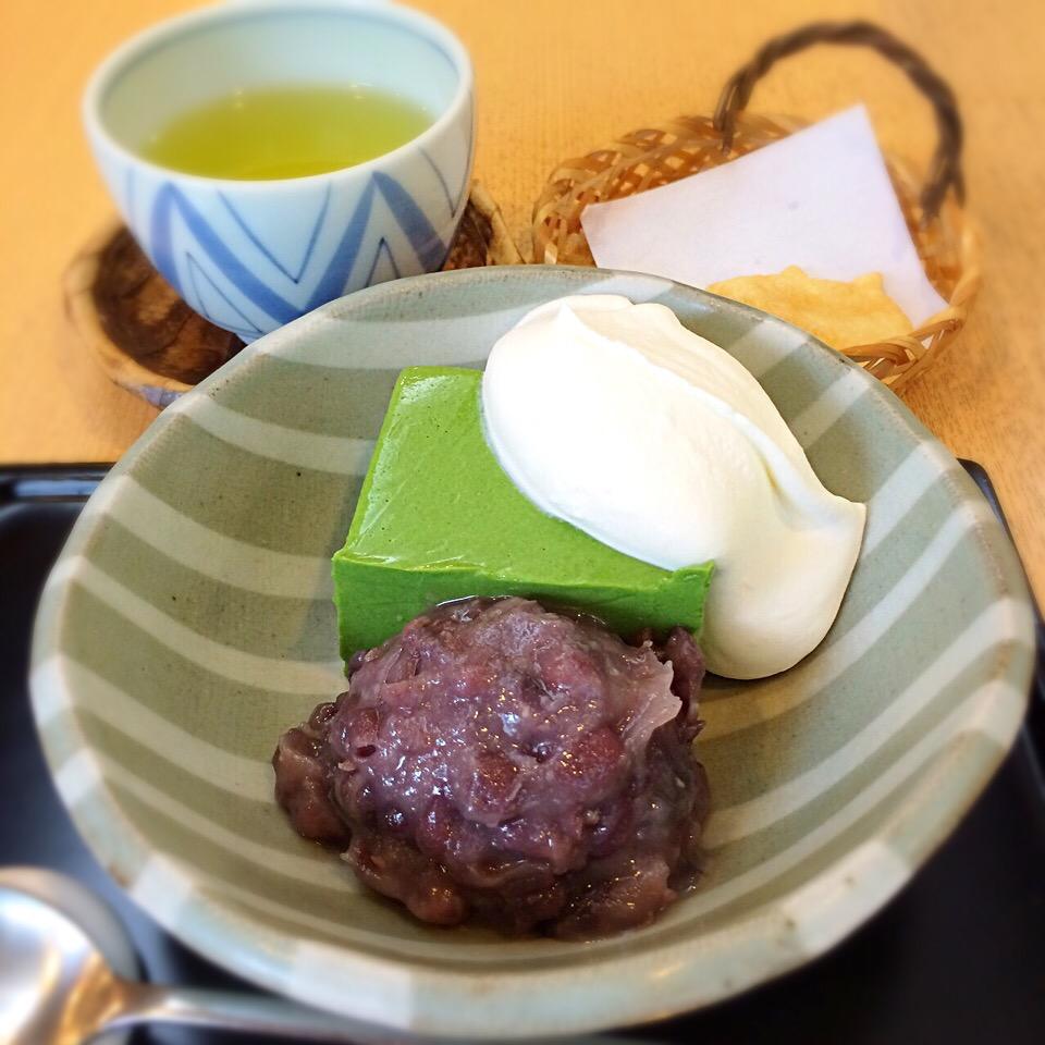 和を五感で楽しむ♩東京で斬新な「抹茶スイーツ」が食べられる店15選