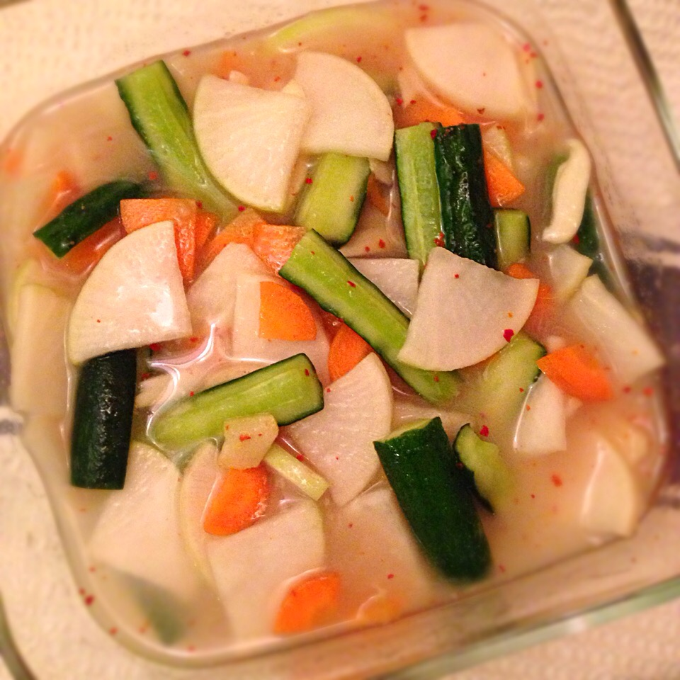 おいしい乳酸菌!水キムチ基本の作り方&人気レシピ5選 - macaroni