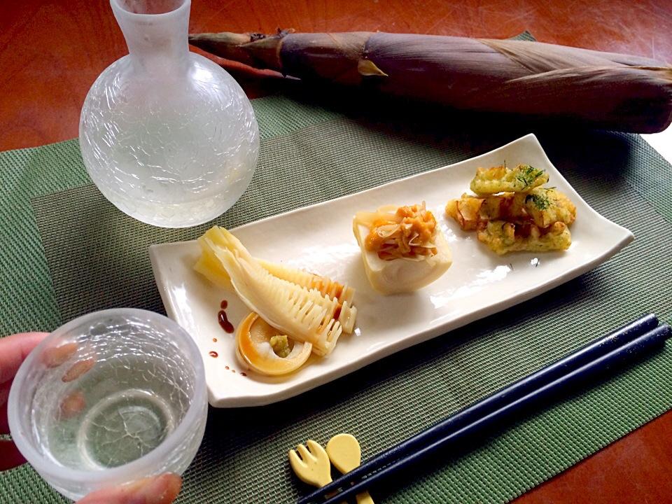 竹の子の旬っていつ?保存のコツや調理のポイントもおさらい!の画像