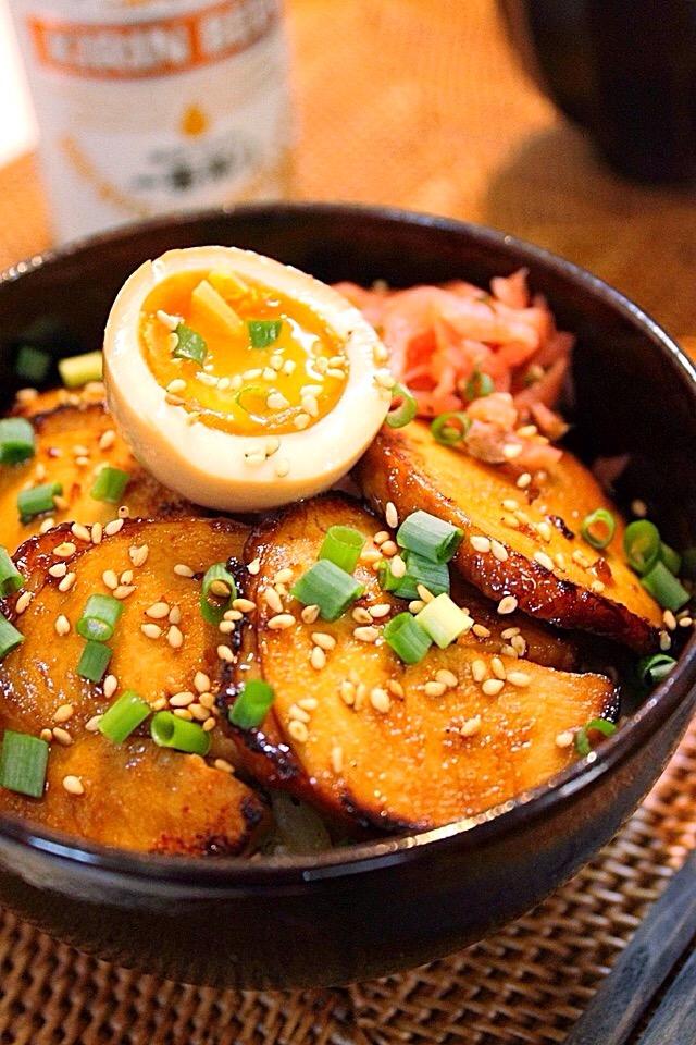 簡単ガッツリ飯!食欲そそる「チャーシュー丼」の人気レシピ10選