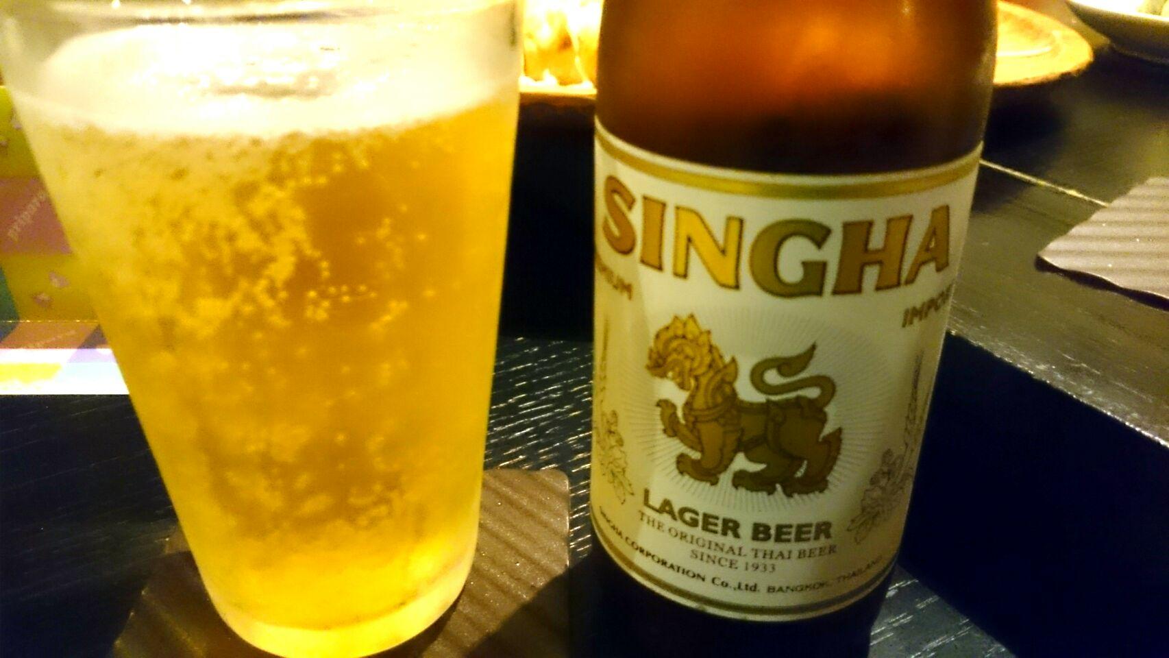 タイ生まれの人気ビール「シンハービール」の特徴&おつまみレシピの画像