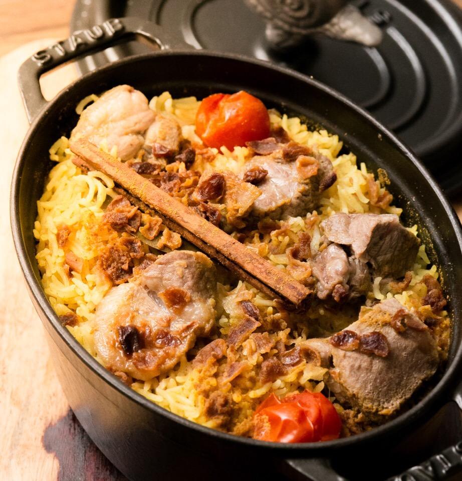 本格インド料理に挑戦!チキンビリヤニの基本レシピ&アレンジ5選