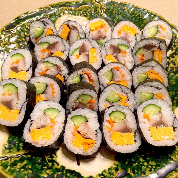 太巻き寿司のレシピ21選!みんな大好きな味が大集合!