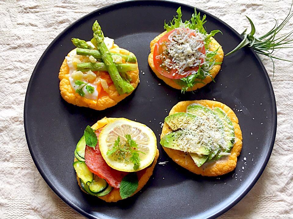 材料3つで食べ方豊富!クラウドブレッドのレシピ&人気アレンジ5選の画像