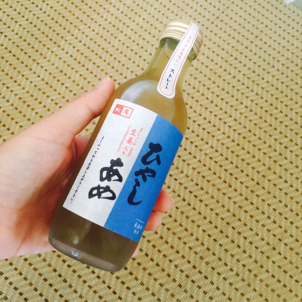 関西の夏の涼!「ひやしあめ」の飲み方と手作りレシピ