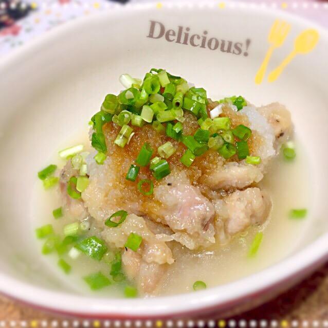もも肉 ポン酢 鶏 【調味料2つ!簡単すぎて普通の作り方には戻れない!】世界一簡単な『鶏のさっぱり煮』のレシピ