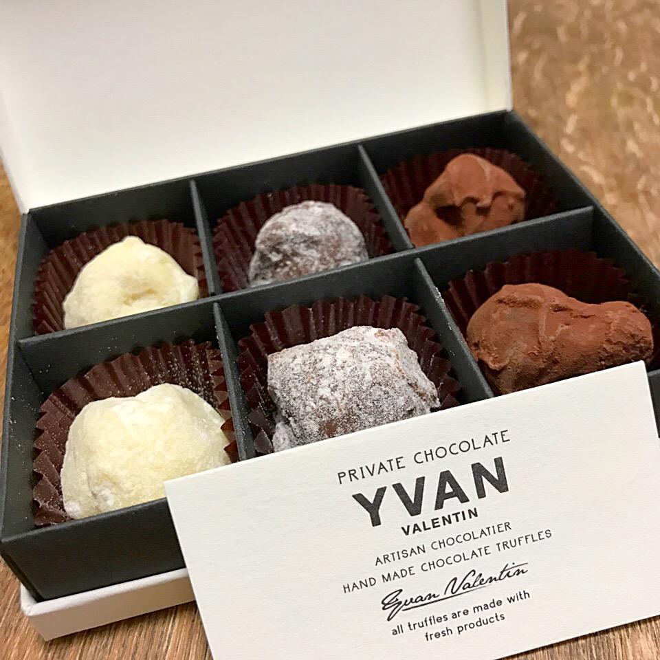 バレンタイン限定! 「イヴァン・ヴァレンティン」のチョコを自分へのご褒美にの画像