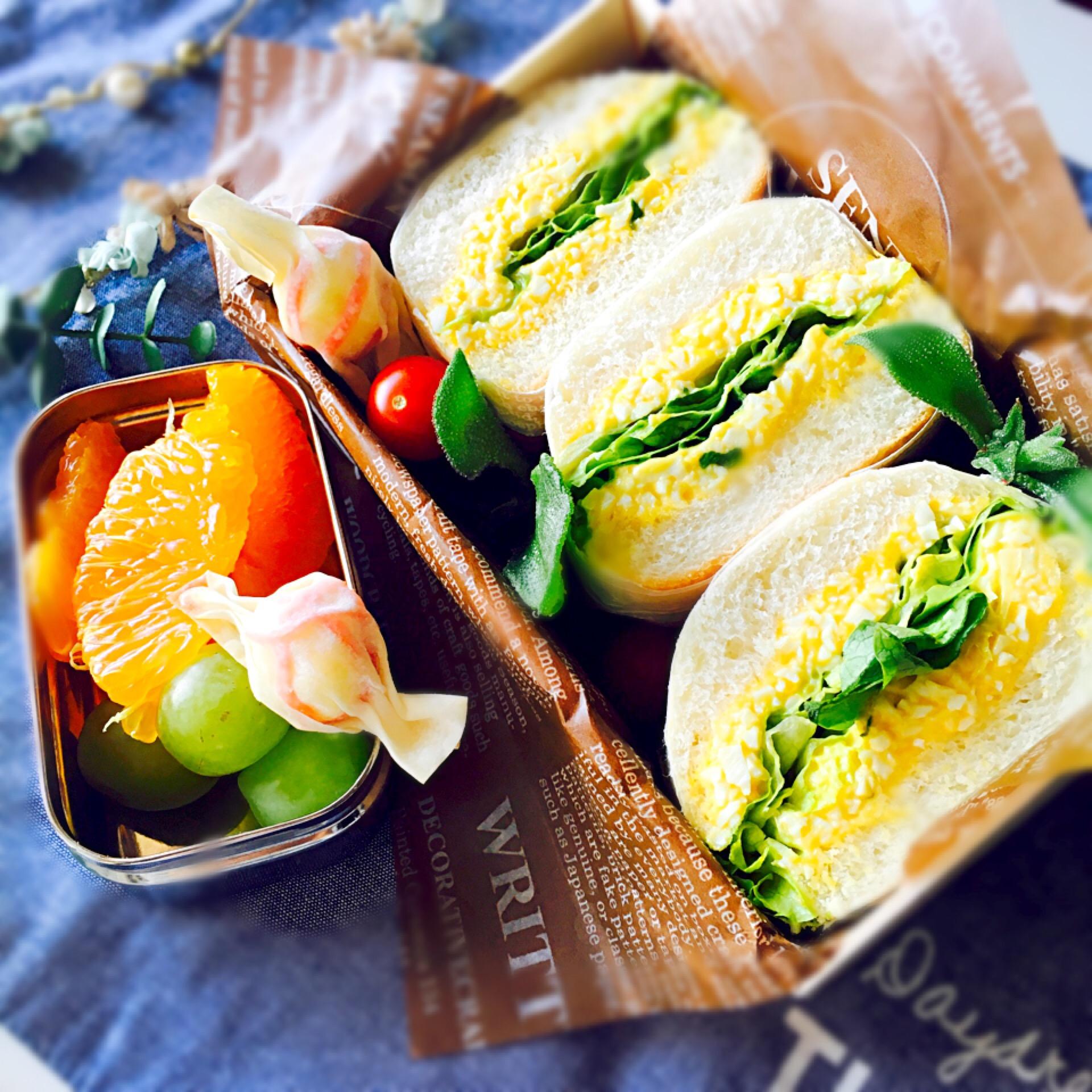【基本】卵サンドイッチの作り方。卵の調理別アレンジレシピも!
