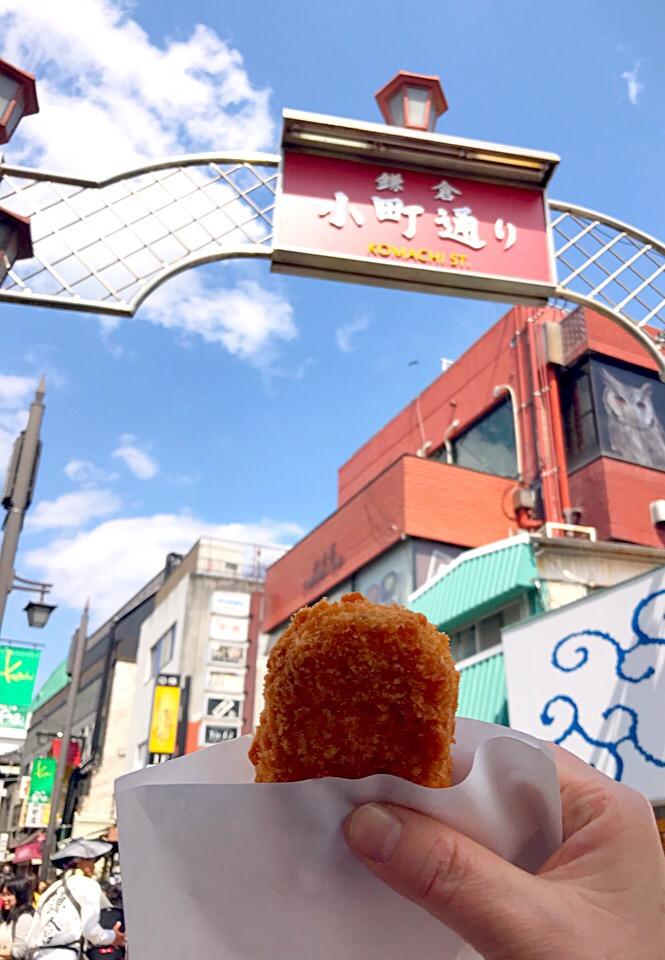 小町通りを食べ歩け!鎌倉でおすすめの食べ歩きグルメ16選