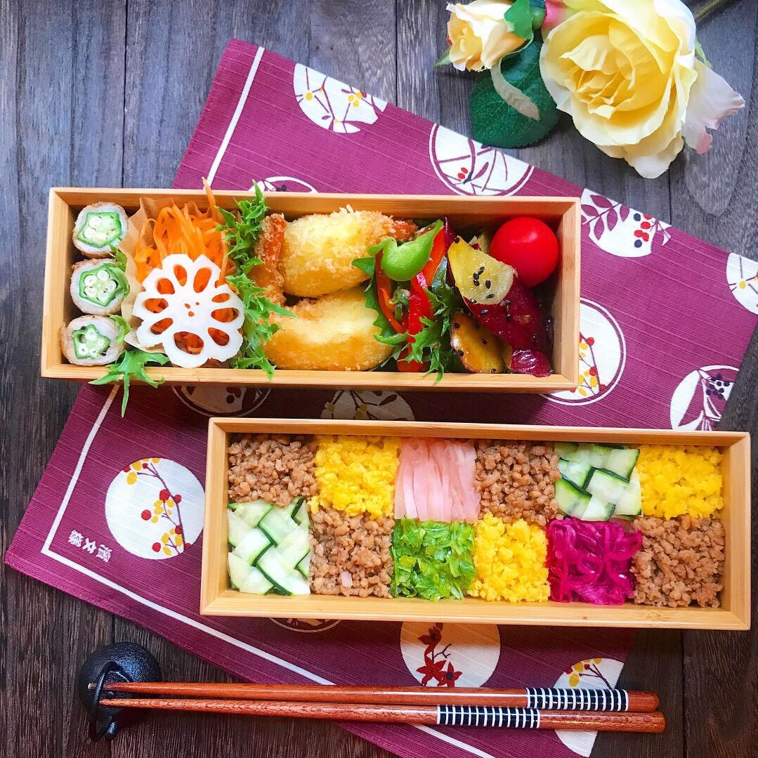 人と差をつける!ちょっと粋な「寿司弁当」でおしゃれなお昼ごはん