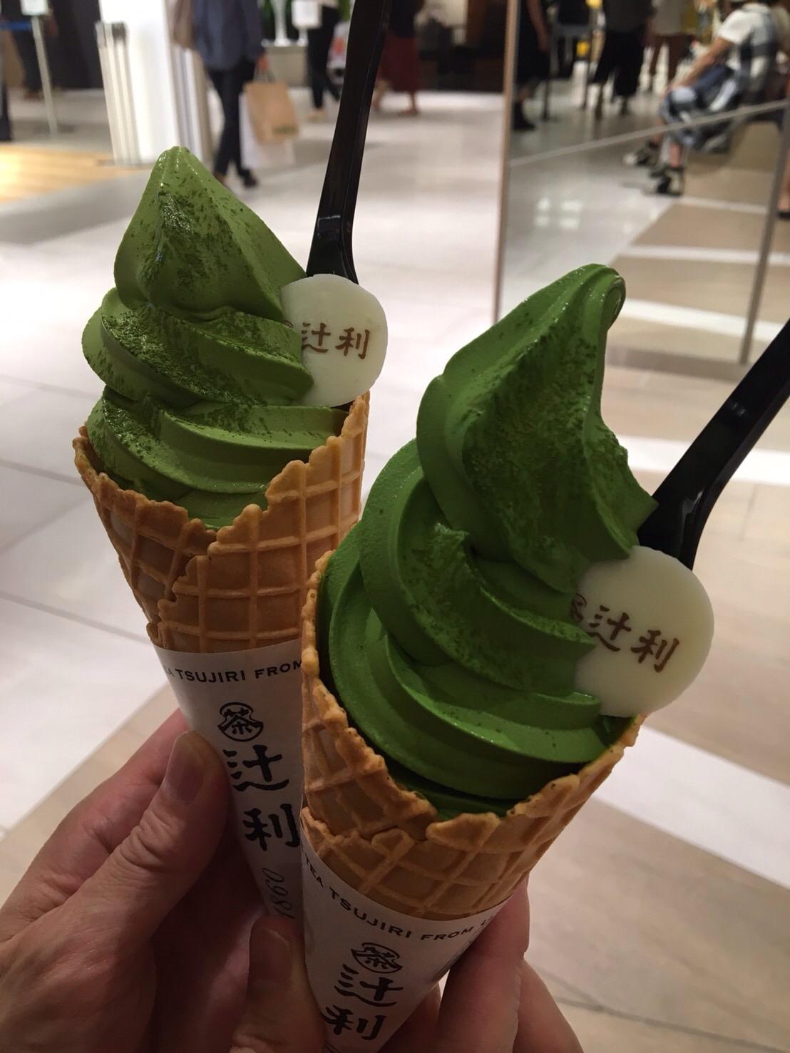 京都の老舗「つじり」の抹茶スイーツを東京で!冷たい限定メニューも