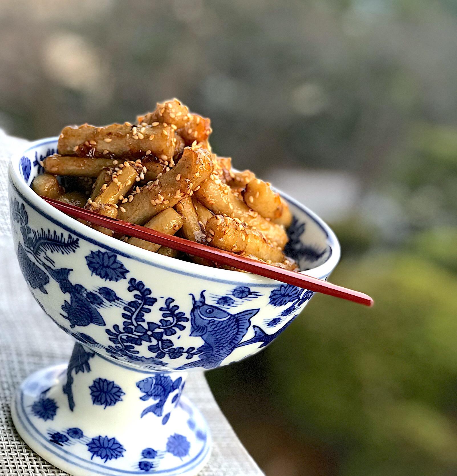 ご飯がすすむ「ごぼうの甘辛」レシピ15選!煮ても揚げても炒めてもOK