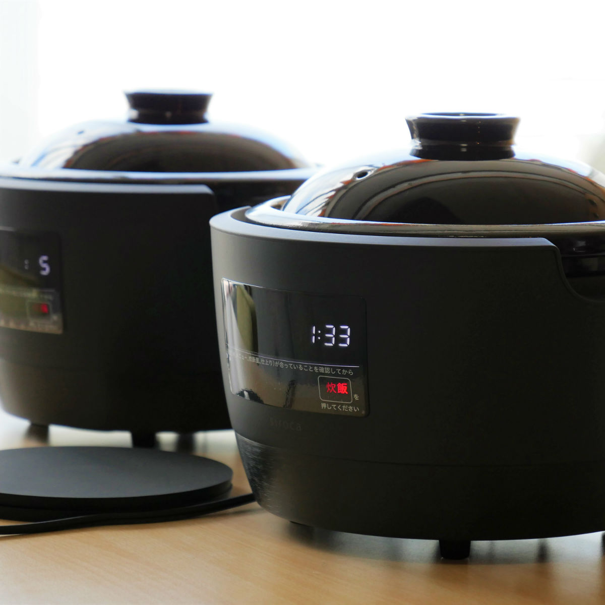 おすすめ炊飯器8選!主流のIHからガス、電気土鍋炊飯まで♪の画像