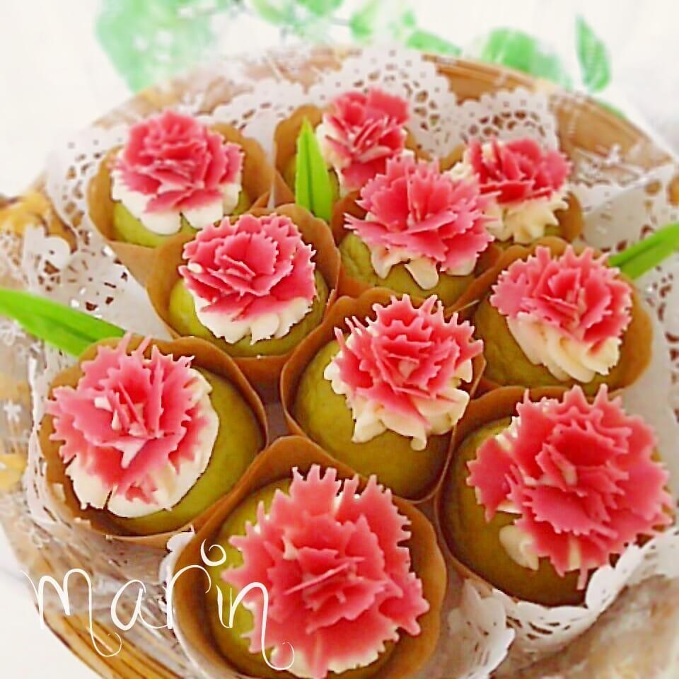 母の日は手作りお菓子で♪ お母さんがよろこぶスイーツレシピ15選の画像