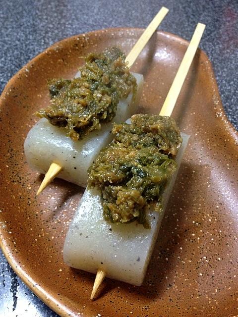 味噌 の 作り方 ふきのとう