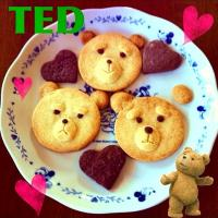 TEDクッキー