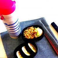 One of our bento and a Thermos Ribbon