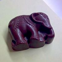elephant chocolate