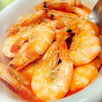 Butter Garlic Shrimps