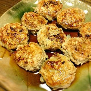 ハンバーグ 絹 豆腐