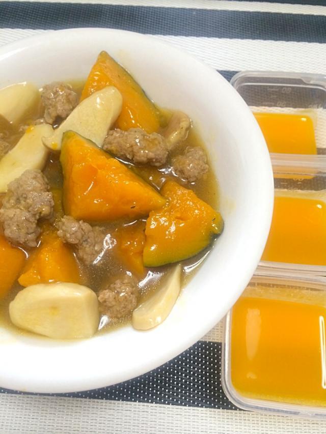離乳食 かぼちゃ レシピ