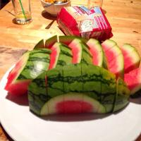 Slices Watermelon