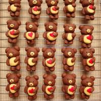 Little bear cookies 熊熊饼干