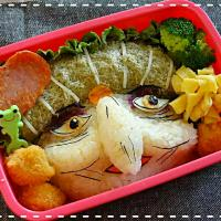 Halloween Kid's School Lunch! ハロウィン弁当(o^^o)