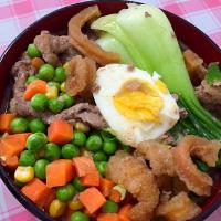 beef noodles with veg