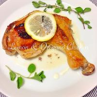 🎄Lemon & Oregano Chicken  🎅