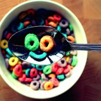 cereal smile in the morning 😊
