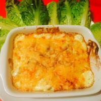 Mackerel Gratin Dauphinois