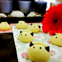 Cute Little Lamb for Chinese New Year #Cookies #Dessert
