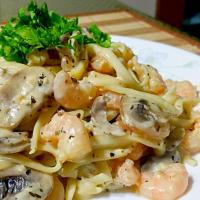 Cream cheese pasta