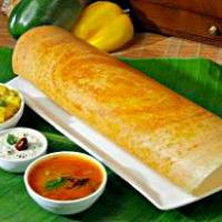 south Indian  柠檬  # Dosa (crispy savory pancakes) from South India is a staple food in its home region. In the rest of the country too, Dosas are hugely popular