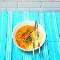 Spicy Beef Curry Ramyun