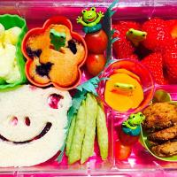 Froggy Bento Lunch