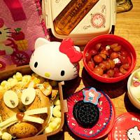Kitty Cat Bento Lunch