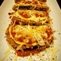 Fried Eggplant Lasagna